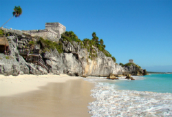 Exotic trip in Mexican Riviera Maya